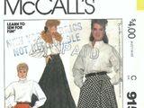 McCall's 9159 A