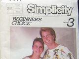 Simplicity 7919 A