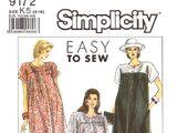 Simplicity 9172 B