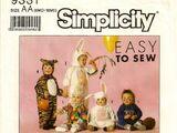 Simplicity 9331 B
