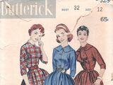 Butterick 8323