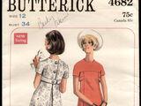 Butterick 4682