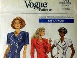 Vogue 7533 B