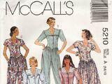 McCall's 5210