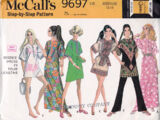 McCall's 9697 A