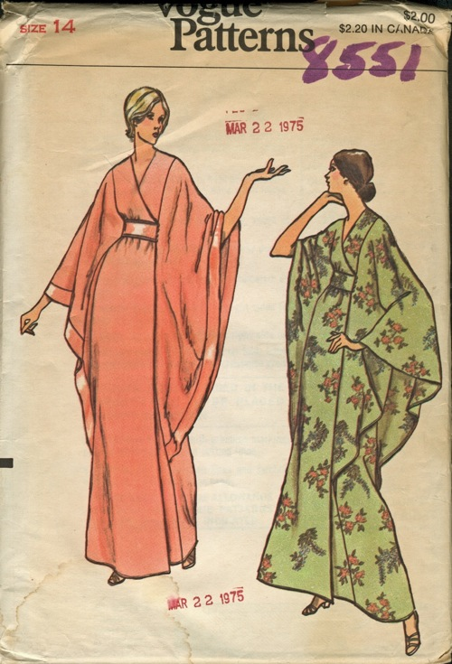 Vogue 8551 | Vintage Sewing Patterns | FANDOM powered by Wikia
