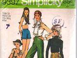 Simplicity 9397 B