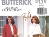 Butterick 5110 C
