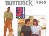 Butterick 4940