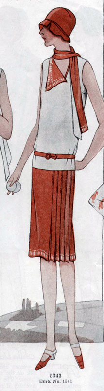 McCall 5343 1928