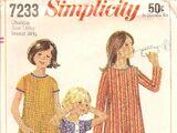 Simplicity 7233
