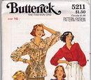 Butterick 5211