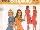 Simplicity 9564 A