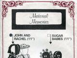 Material Memories John and Rachel