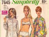 Simplicity 7645