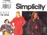 Simplicity 7448 B