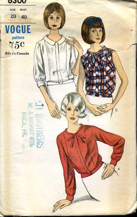 Vogue6300