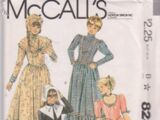 McCall's 8230 A