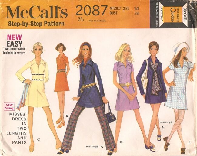McCall's 2087