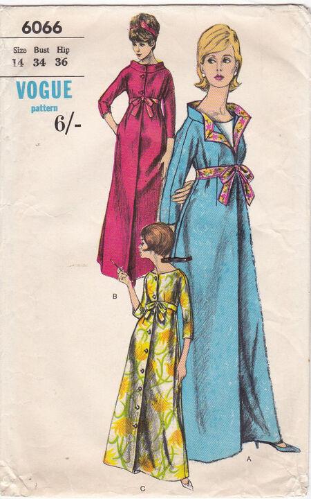 Pattern - Vogue 6066 02