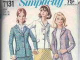 Simplicity 7131 A