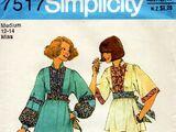 Simplicity 7517 A