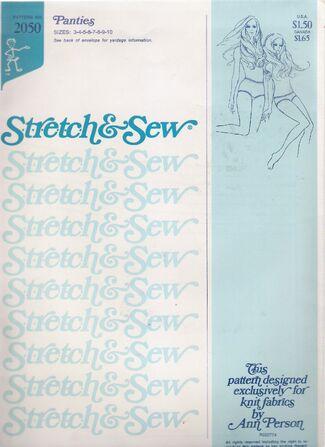 Stretch & Sew 2050 A image