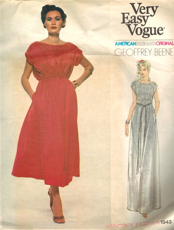 Vogue 1943 B | Vintage Sewing Patterns | FANDOM powered by Wikia