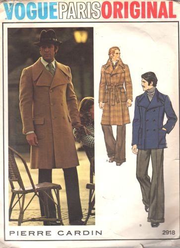Vogue 2918 A | Vintage Sewing Patterns | FANDOM powered by Wikia