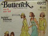 Butterick 6977 A