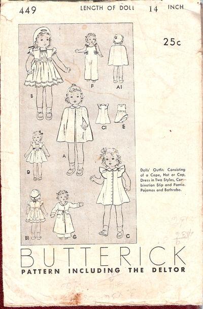 Butterick-1923-dolls