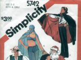 Simplicity 5742