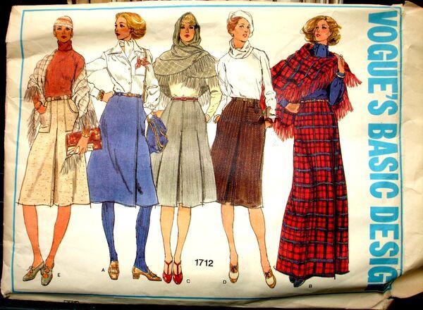 Vogue 1712 A Basic Design image