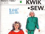 Kwik Sew 1687