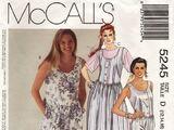 McCall's 5245 A