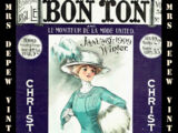Le Bon Ton January Winter 1909