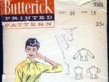 Butterick 7161