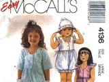 McCall's 4136 B