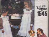 Vogue 1545
