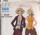 Vogue 7969