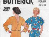 Butterick 3081 C