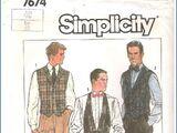 Simplicity 7674 A