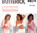 Butterick 5674 B