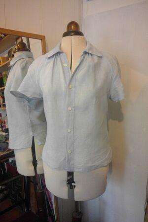 Butterick blouse (2)