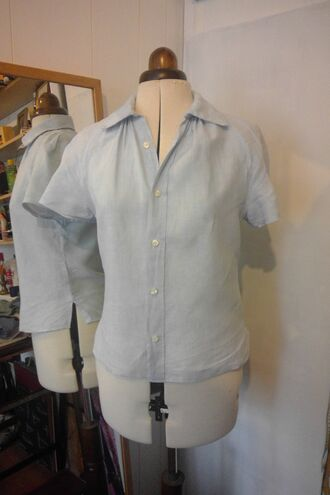Butterick blouse (2)
