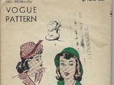 Vogue 9834 A