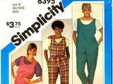Simplicity 6395 B