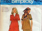 Simplicity 7153 B