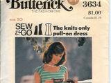 Butterick 3634