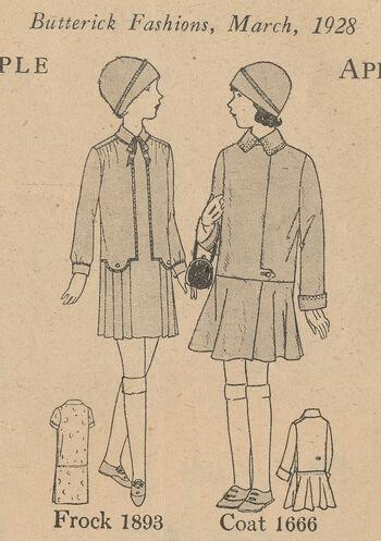 Butterick 1893 1666